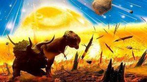 meteorito dinosaurios
